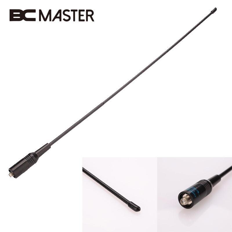 Verantwortlich Bcmaster Sma-f weiblich 144-430 Mhz Antenne Für Uv5r 888 S Tk3107 3207 Für Na-771 Handfunkgeräte Um Jeden Preis