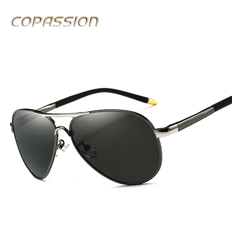 HD polarized sunglasses men 2017 New Brand designer UV400 goggles womens leisure eyewear Fashion glasses driver oculos de sol
