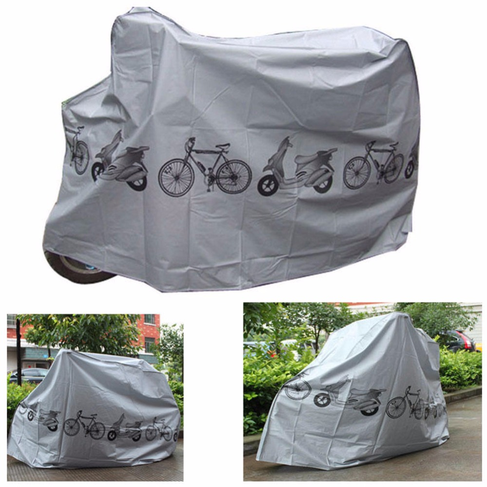 LumiParty Bike Cover Resist Water Dusk Rain for Mountain Bicycle Motor Motorcar Electric Mobile