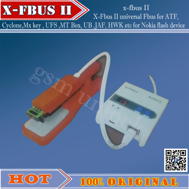 Original X Fbus II universal Fbus for ATF,Cyclone,Mx key , UFS ,MT-in  Telecom Parts from Phones & Telecommunications