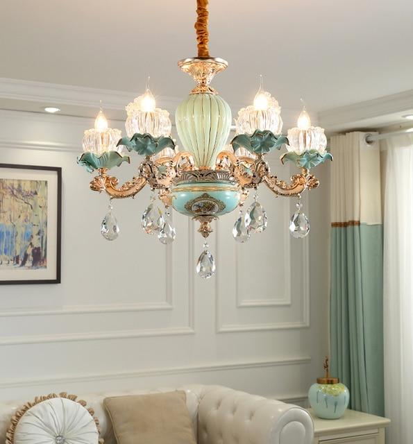 6 heads chandelier