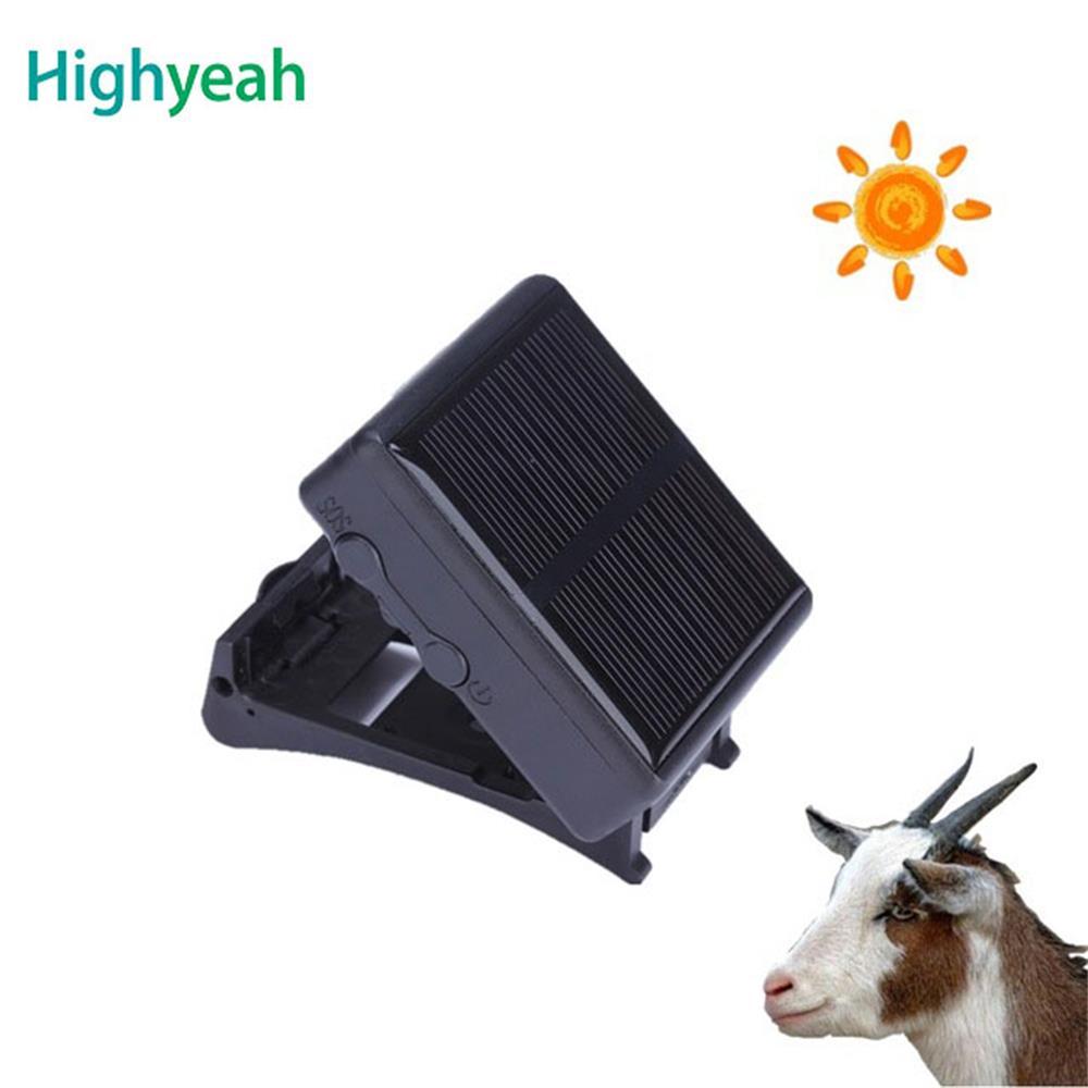 3000 mAh RF-V26 + RF-V26 Plus énergie solaire WIFI vache vache mouton cheval suivi GPS Tracker localisateur étanche gratuit APP plate-forme