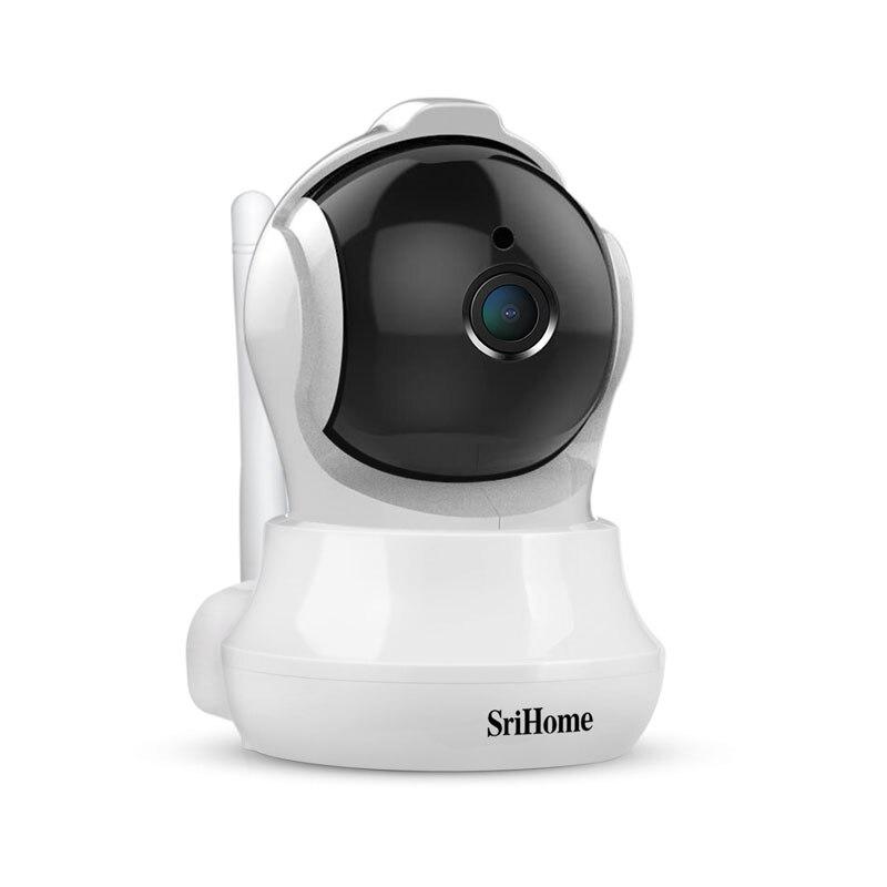 Sricam SH020 Smart Home Wifi IP Camera 1080P Indoor ONVIF CCTV Camera IR Night Vision Alarm Video Surveillance PTZ Baby Monitor
