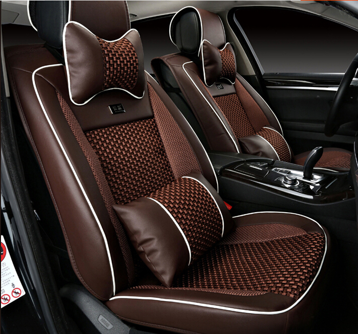 Special Seat Covers For BMW 525i F10 2015 Durable Breathable Car 2014 2011Free Shipping In Automobiles From