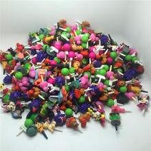 50 adet/grup mini oyuncak bebekler koleksiyonu çocuk oyuncakları modelleri rastgele göndermek mevcut çocuklar için çok Popüler oyuncaklar