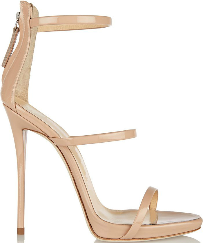 Compare Prices on Nude Heel Sandals- Online Shopping/Buy Low Price ...