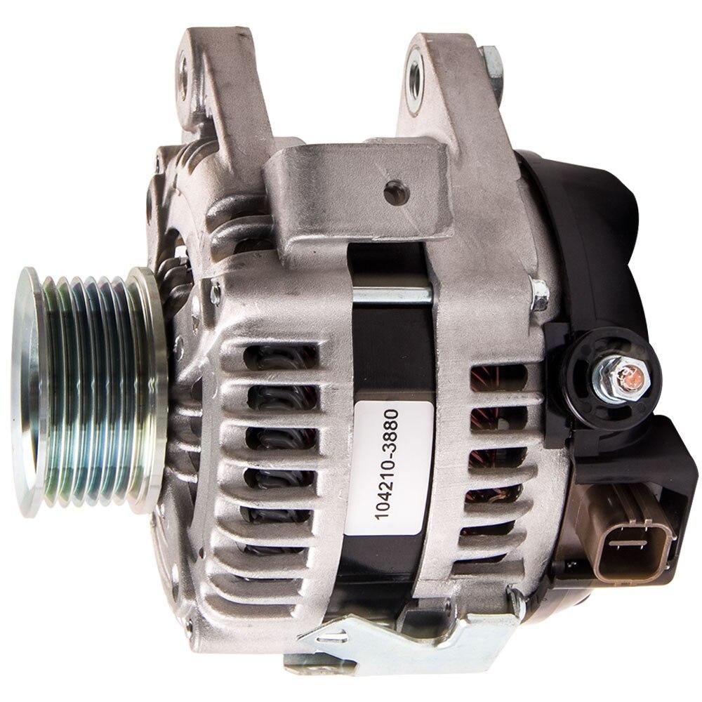 Alternateur pour Toyota Camry 4 cylindres 2.4 litres moteur 100AMP 2004 pour Avensis ACM20R moteur 01 03 pour 2AZ FE 4cyl. 2.4L Essence-in Alternateurs et générateurs from Automobiles et Motos on maxpeedingrods RacingAuto Store