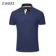 E-BAIHUI new Golf Clothing Men/women Golf Polo shirts Badminton Polo Short Sleeved Uniforms Couple Sportswear poloshirts P002