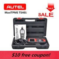 AUTEL MaxiTPMS TS401 TPMS OBD2 Auto Programming Tire Sensor Activator Decoder Auto Code Reader Diagnostic Service Tool V5.22