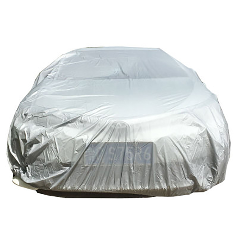 Universal Car Covers Size S/M/L/XL Indoor Outdoor Auto Case Full Car Cover Sun UV Snow Dust Resistant Protection Cover(China)