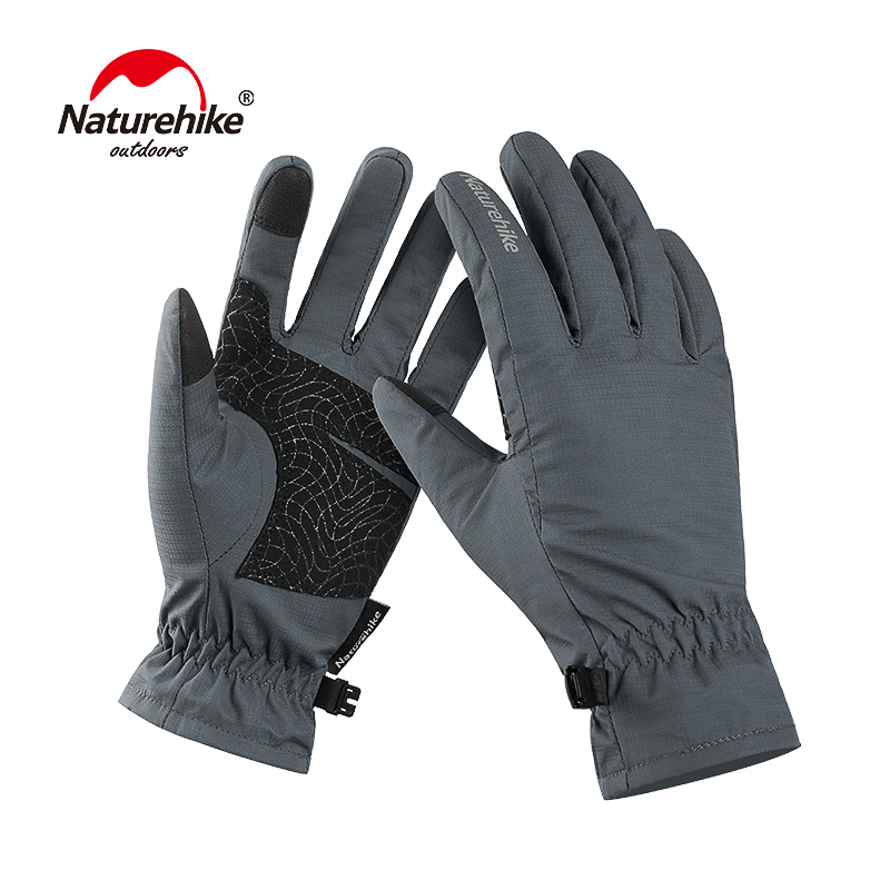 Naturehike Sports Gloves Winter Outdoor Hiking Gloves Windproof Waterproof Warm Touch Screen Skiing Gloves Outdoor Climbing