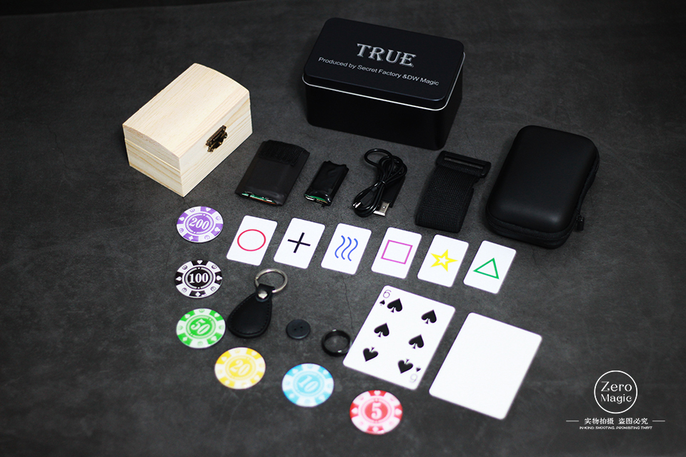 Ture,Pandora System By Secret Factory,Obsession - ARTECO PRODUCTION,Card Magic,Gimmick,Accessories Mentalism,Magic Trick,mental