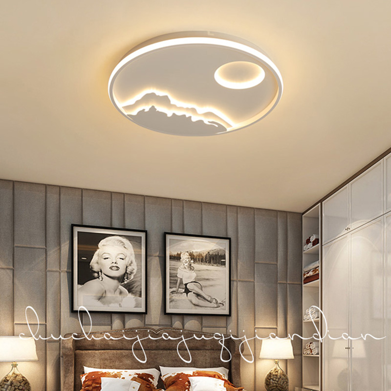 NEO Gleam New Round Diameter430/530/630mm Modern led Ceiling Lights For Living Room Bedroom Study Room Home Deco Ceiling Lamp neo gleam new brief style led table lamp modern led light fixturs bedroom study room living room reading room table lights