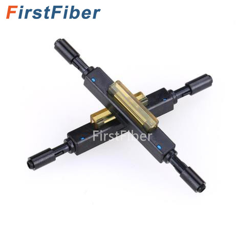 10pcs Fiber Optic Fast Connector L925B Fiber Optic Quick Connector Optical Fiber Mechanical Splice For Drop Cable