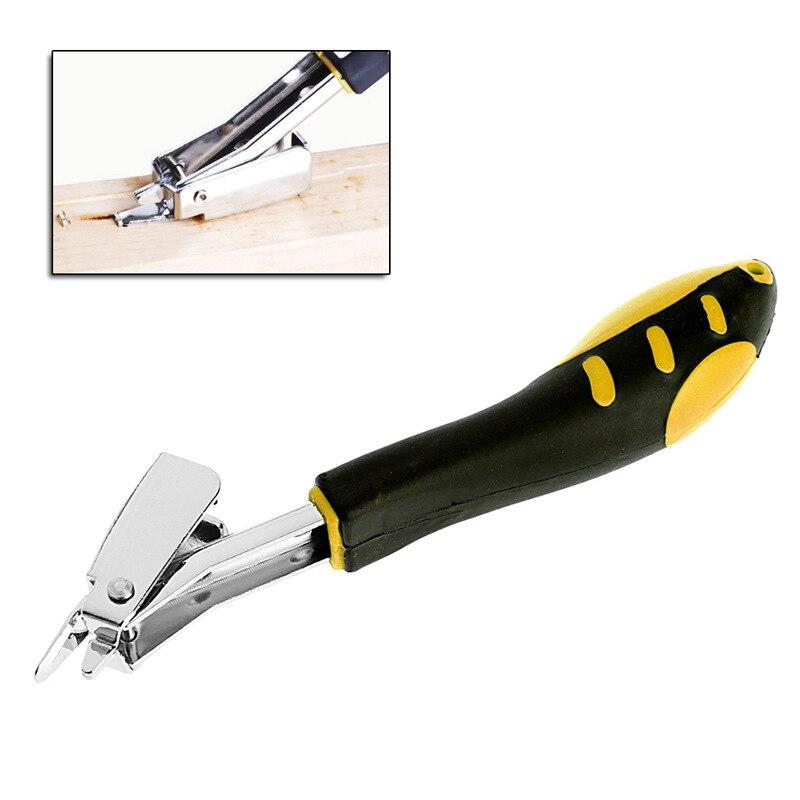 Nail Staple Gun Furniture Stapler For Wood Door Upholstery Framing Rivet Gun Kit Nailers Removing Tool