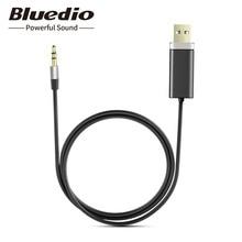 Bluedio BL Bluetooth receptor de audio y música 3,5mm audio estéreo Cable adaptador Bluetooth para altavoz auriculares