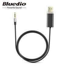 Bluedio BL odbiornik muzyczny bluetooth audio 3.5mm kabel audio stereo adapter bluetooth do słuchawek głośnikowych