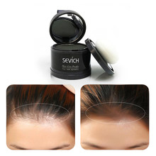 Water Proof hair line powder in hair color Edge control Hair Line Shadow Makeup Hair Concealer Root Cover Up Unisex Instantly(China)