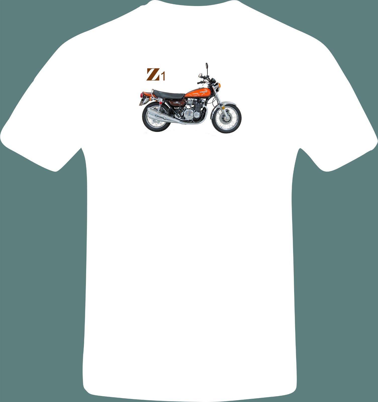 2018 Hot sale Fashion Japanese Motorcycle Z1 900 T Shirt Tee shirt