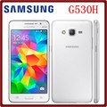 Original Unlocked Samsung Galaxy Grand Prime G530H Quad Core 1GB RAM+8GB ROM 8MP Camera 5.0``Bluetooth Touchscreen Smartphone