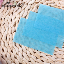 50 PCS/pack 1 Pack Tissue Papers  Makeup Cleaning Oil Absorbing Face Paper Blotting Facial Cleaner Face Tools Random Color