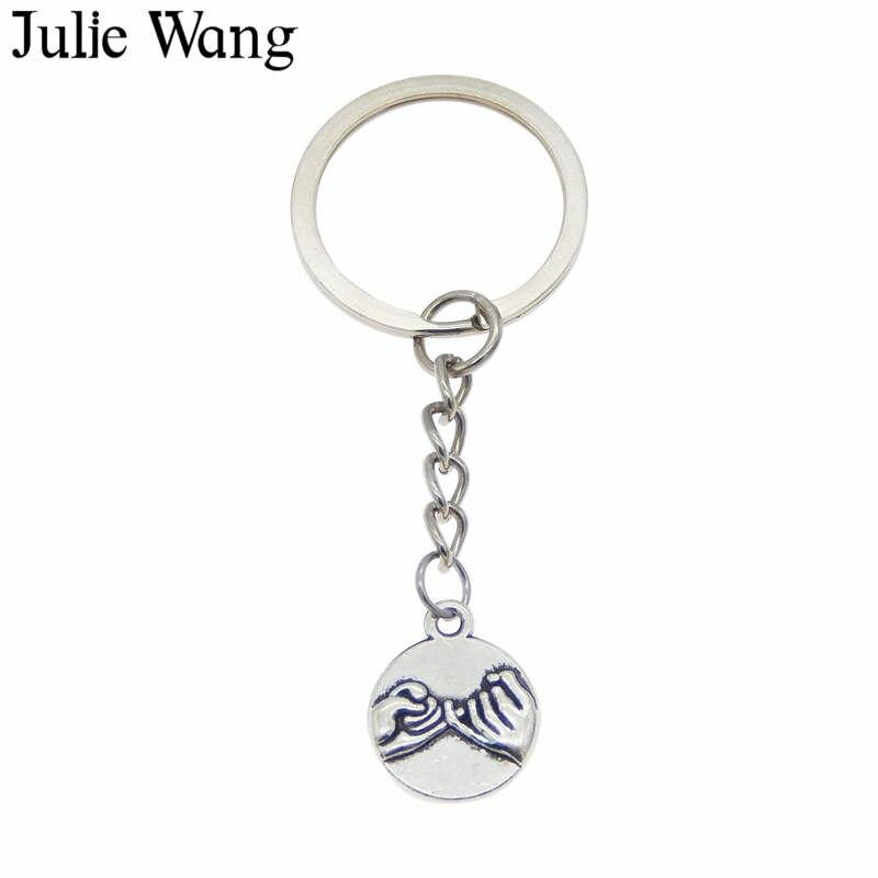 Julie Wang 2PCS Antique Silver
