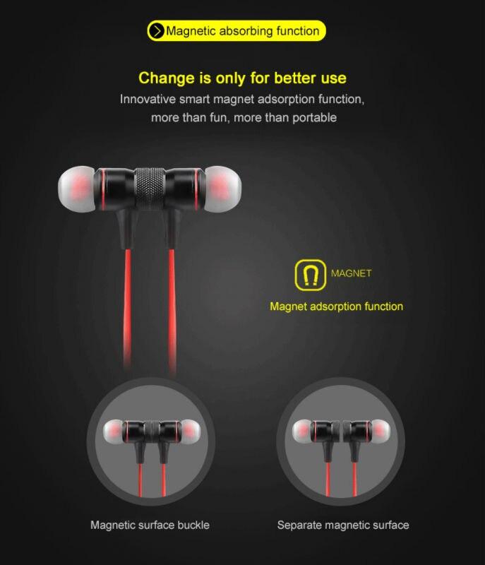 Bluetooth Earphone BE340 (4)