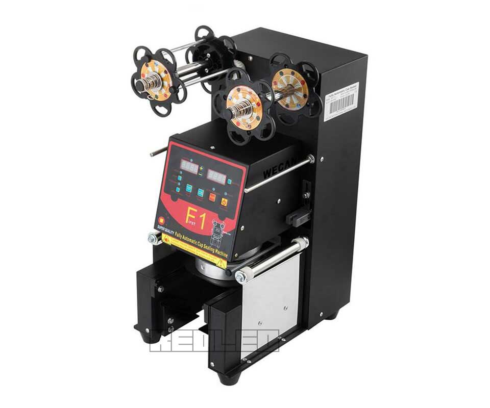 Automatic cup sealer(32)