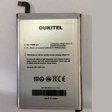 Oukitel K6000 Pro Battery Replacement Original Large Capacity 6000mAh Back Up Batteries For Oukitel K6000 Pro In stock