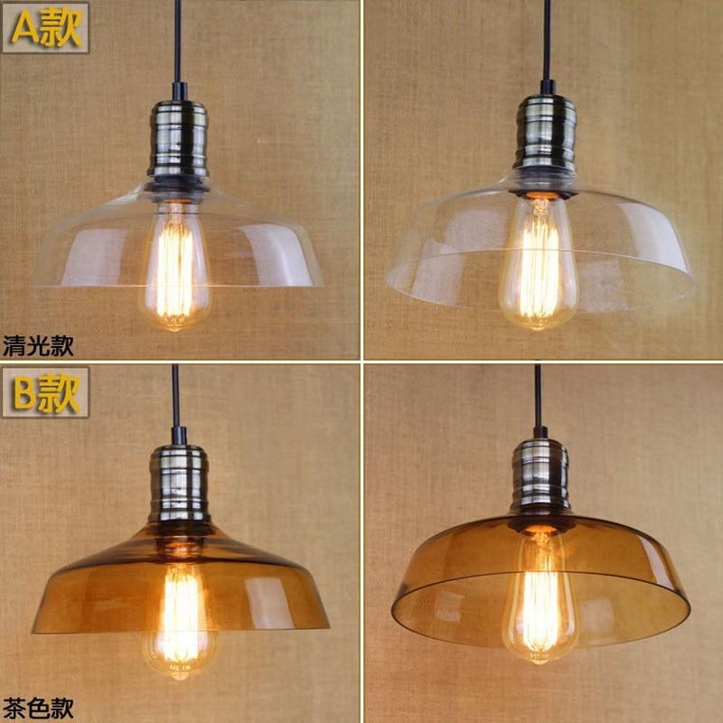 все цены на Nordic Amorous Feeling Industrial Vintage Glass Living Room Pendant Light Cafe Bar Restaurant Decoration Lamp Free Shipping