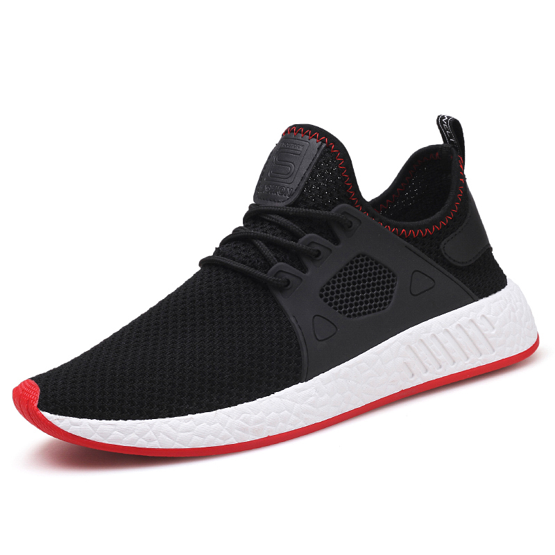 Hot Sale casual shoes for men High Quality Fashion Comfortable Men Shoes Brand Breathable Male Shoes Gray Red black sneakersHot Sale casual shoes for men High Quality Fashion Comfortable Men Shoes Brand Breathable Male Shoes Gray Red black sneakers