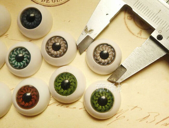 14mm <font><b>BJD</b></font>.SD doll accessory doll brown dark green grey blue <font><b>eyes</b></font> wholesales <font><b>BJD</b></font> doll diy <font><b>eyes</b></font> image