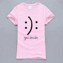 Summer Funny T-Shirt Harajuku Top K-pop Kawaii Cotton T-Shirt Slim Fit