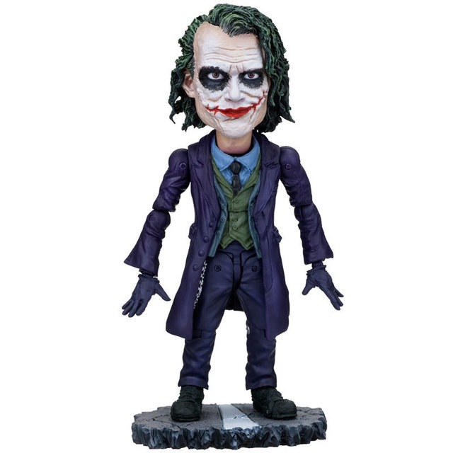 Union Creative toys Justice league batman Joker movable PVC Q version action figure toys gifts