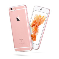 10PCS Free Shipping I6 I7 Case Ultra Thin TPU Case For IPhone 7 Soft Clear Gel