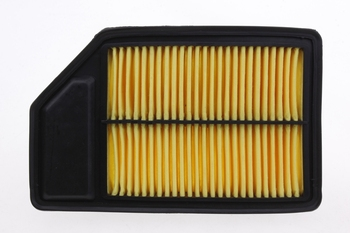 air filter suitable for Honda Fit hatchback / sedan 1.3 / 1.5, CITY 1.3 / 1.5 S1 OEM: 17220-REJ-W00 #K154 image