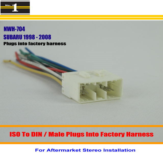 subaru impreza stereo wiring harness subaru image popular subaru legacy cable buy cheap subaru legacy cable lots on subaru impreza stereo wiring harness