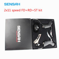 SENSAH EMPIRE 2*11speeds Bicycle Derailleur road bike groupset 11s groupset Road bicycle group for shimano sram