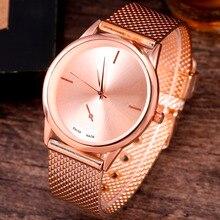 Womens Fashion Wach Female Clocks Women Luxury Quartz