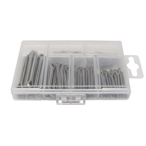 Image 5 - T.K.EXCELLENT  split pin  cotter Pin Set 304 Stainless Steel 5.0*50 4.0*35 3.0*30 2.0*20 2.5*25 1.0*16 230PCS