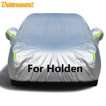 Buildremen2 For Holden Calais Cruze Captiva Ute Barina Commodore Thick Car Cover Waterproof Sun Snow Rain Hail Resistant Cover