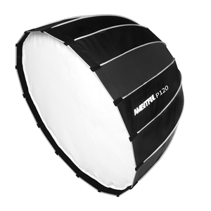 Image 3 - AMBITFUL Portable P90 90CM Quickly Fast Installation Deep Parabolic Softbox Elinchrom Mount Flash Reflector Studio Softbox