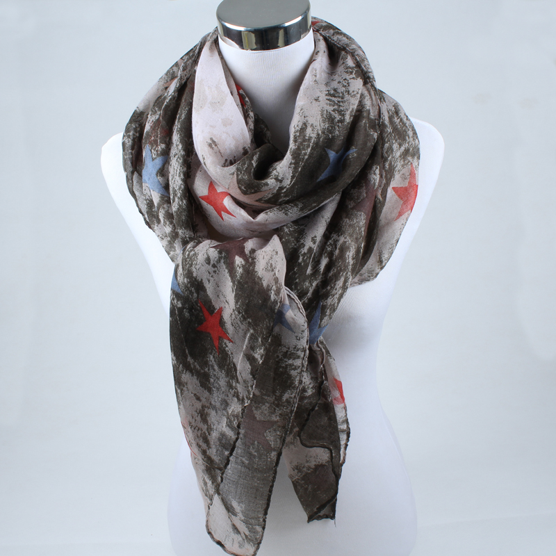 2017 new autumn and scarf fashion