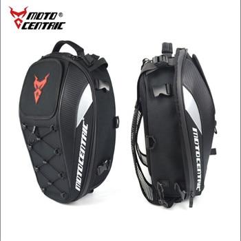 Red/Blue/Green/Grey Large Capacity Reflective Racing Bag Motorcycle Helmet Bag Cycling Backpack Outdoor Running Bags Waterproof