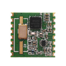 Módulo rfm22b do transceptor da radiofrequência de RFM22B S2 433/868/915 mhz 20dbm