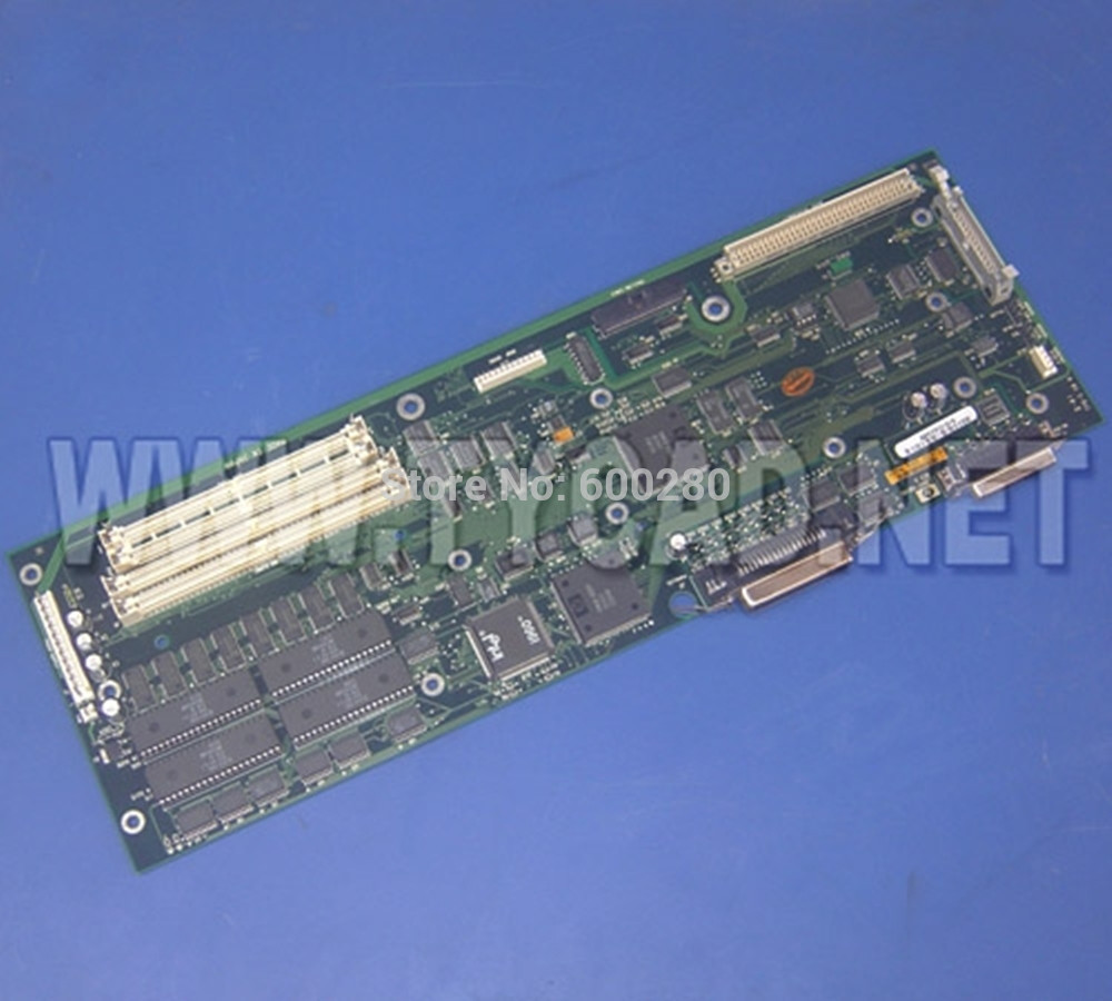 C2858-69207 Main logic board for HP DesignJet 650C plotter parts Original used electronics module formatter main logic board for hp designjet 510 510ps ch336 67002 plotterparts original used plotter parts