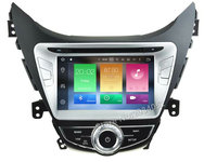 FOR HYUNDAI ELANTRA Ix35 AVANTE Android 6 0 Car DVD Player Octa Core 8Core 2GRAM 1080P