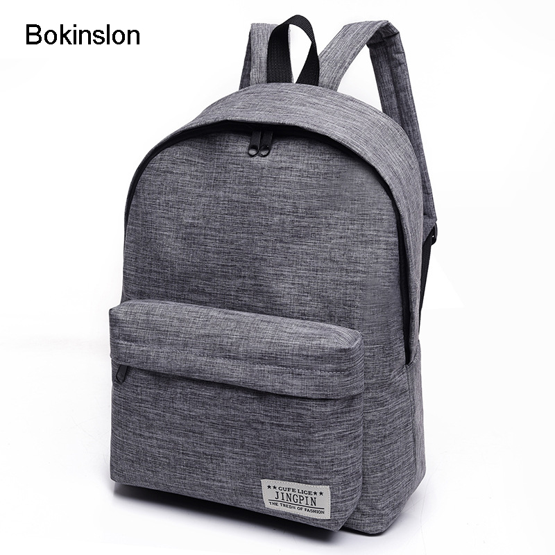 New 2016 Girl Backpack Fashion Split Leather Backpacks Womens School Famous All Match Riveting Backpacks For