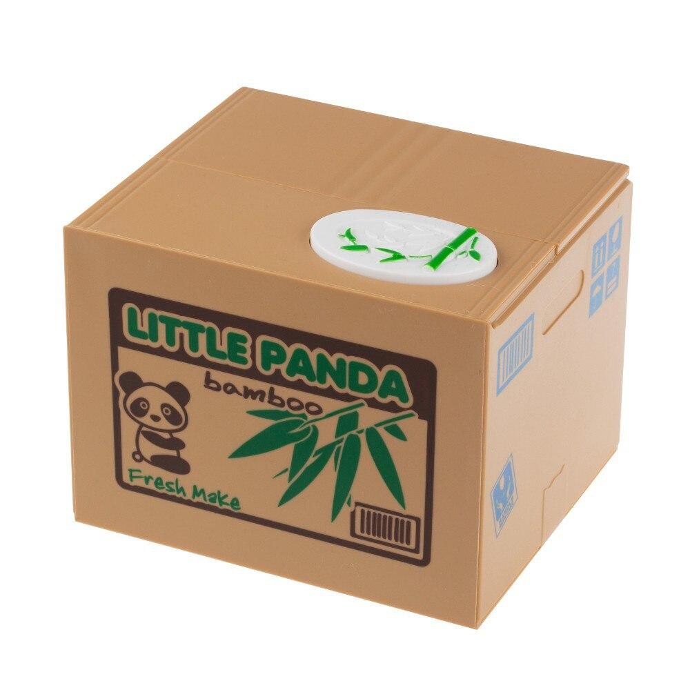 Panda Thief Money toy piggy bank - money boxes - Coin Piggy Bank - Money Saving Box 1