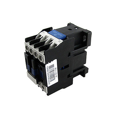 CJX2-1810 Motor Control AC Contactor 18A 3 Phase 3-Pole Coil 220 Volts sayoon dc 12v contactor czwt150a contactor with switching phase small volume large load capacity long service life